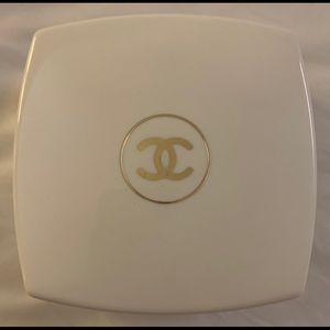 Authentic Vintage Chanel No 5 Luxury Bath Powder